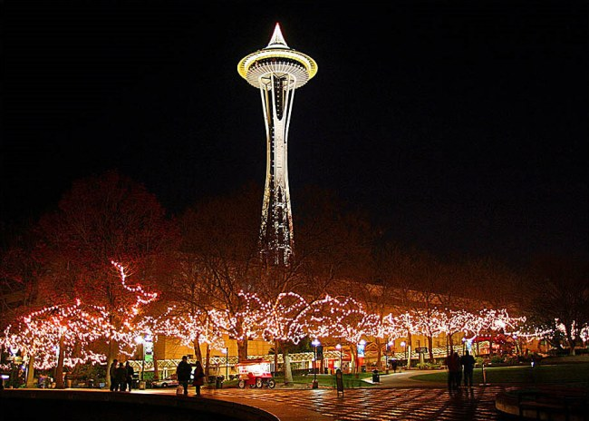 seattle december 2016 holiday events christmas lights markets shopping concerts more